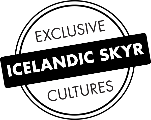 Exclusive Icelandic Skyr Cultures